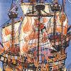 Marie la Cordelière et le Regent en feu
